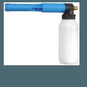 Detergenza Lancia schiumatrice con serbatoio