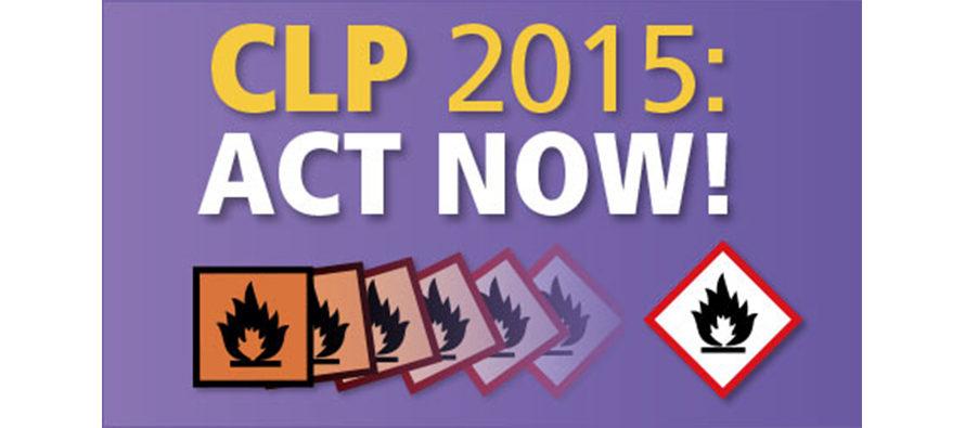 Dal 1° giugno è vigente il Regolamento (CE) 1272/2008 relativo a classificazione, etichettatura e imballaggio (CLP)