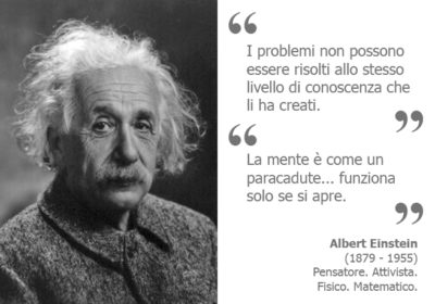 Albert Einstein - Biosicurezza