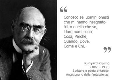 Rudyard Kipling - Biosicurezza