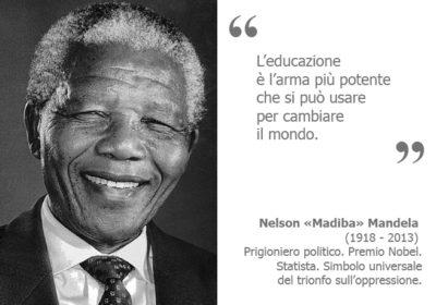 Nelson Mandela - Biosicurezza