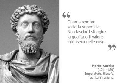 Marco Aurelio - Biosicurezza