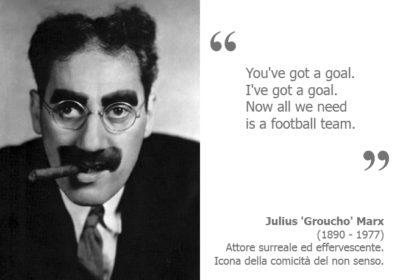 Groucho Marx - Biosicurezza