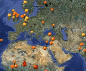 Organizzazione Mondiale della Sanità Animale: Mappa delle Zoonosi nel Mondo