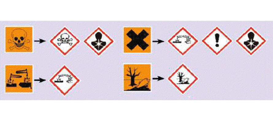Classificazione, etichettatura e imballaggio delle sostanze e delle miscele: Regolamento CLP n. 1272/2008 CE