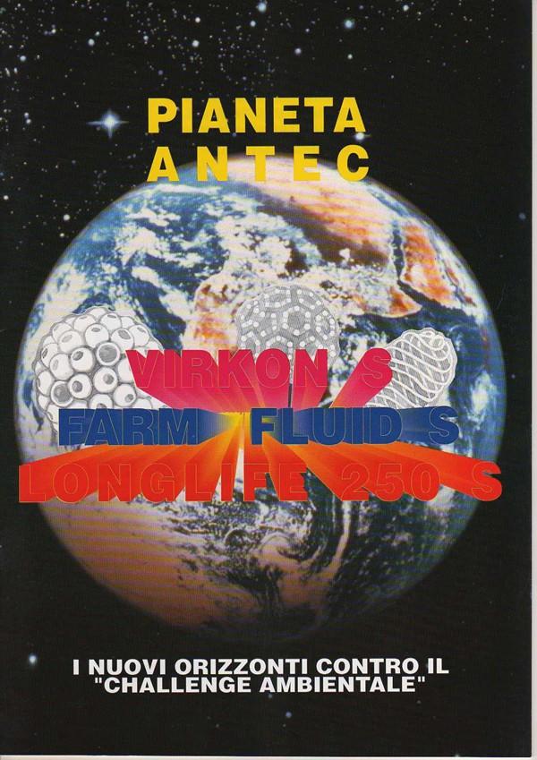 """Pianeta Antec: i nuovi orizzonti contro il """"challenge ambientale"""""""