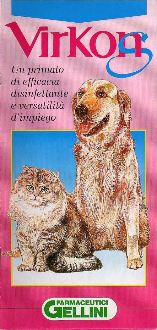 Virkon S pets: un primato di efficacia disinfettante e versatilità di impiego