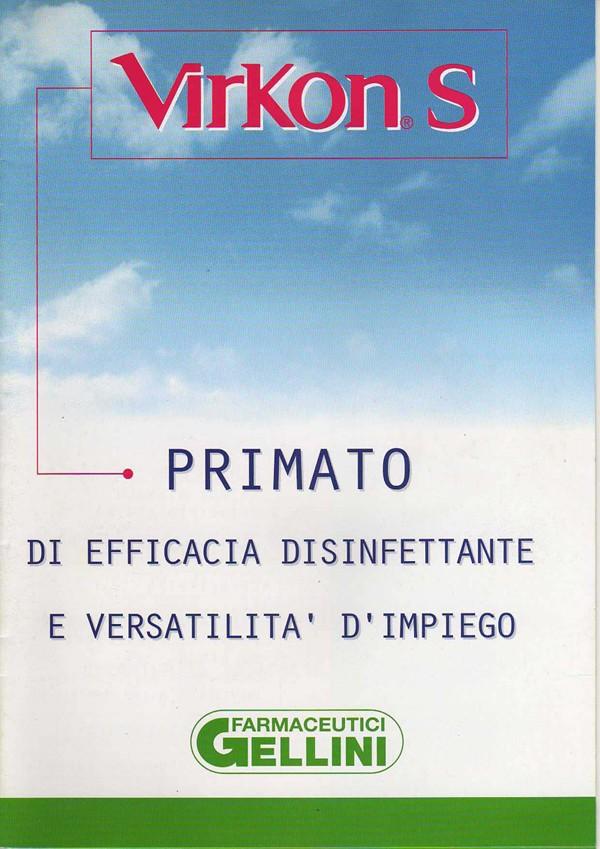 Virkon S: primato di efficacia disinfettante e versatilità d'impiego