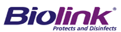 biolink. Protects and Disinfects