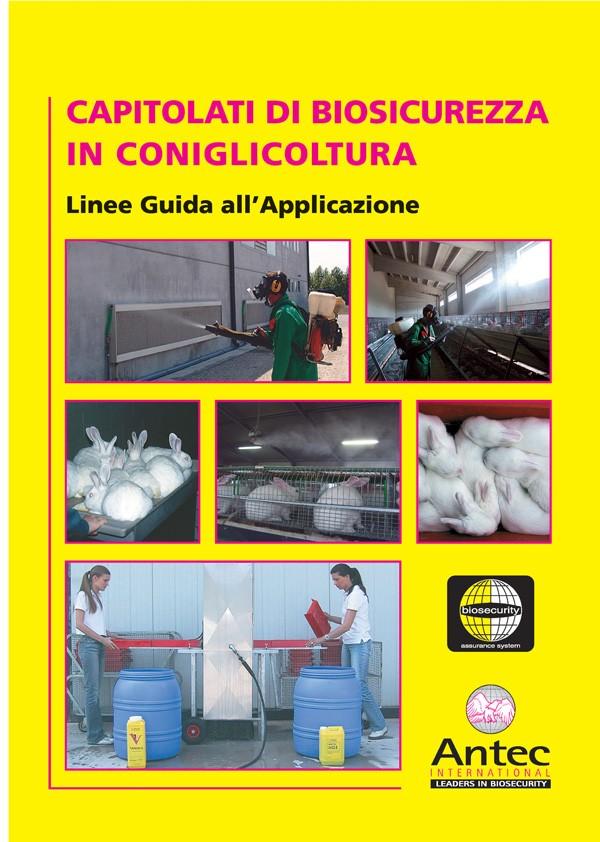 Capitolati di biosicurezza in coniglicoltura: linee guida all'applicazione