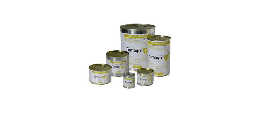 Fumagri HA – PMC 19962</br> <span style='color:#eb8212; font-size:18px'>Disinfettante fungicida e battericida per via aerea di attrezzature e superfici </span>