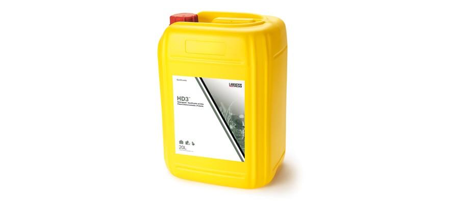 HD3 - Detergente sanitizzante concentrato