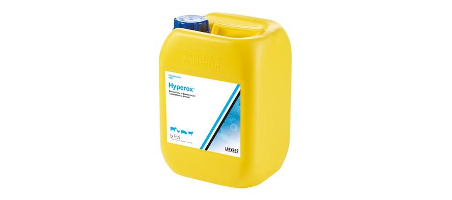 Hyperox – Disinfettante per uso zootecnico