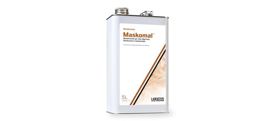 Maskomal - Deodorante per uso agricolo e industriale