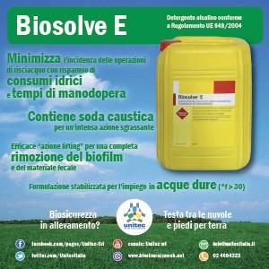 Scheda Prodotto Biosolve E