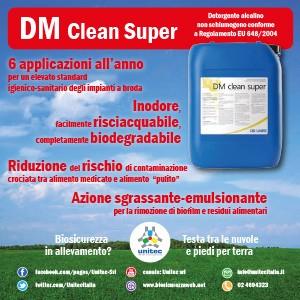 Scheda Prodotto DM Clean Super