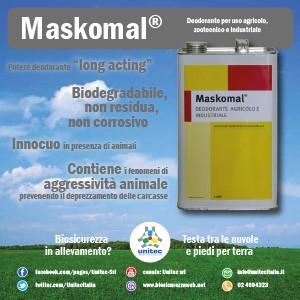 Scheda Prodotto Maskomal