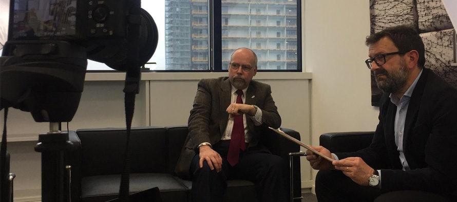 Conversando di biosicurezza con Jean-Pierre Vaillancourt