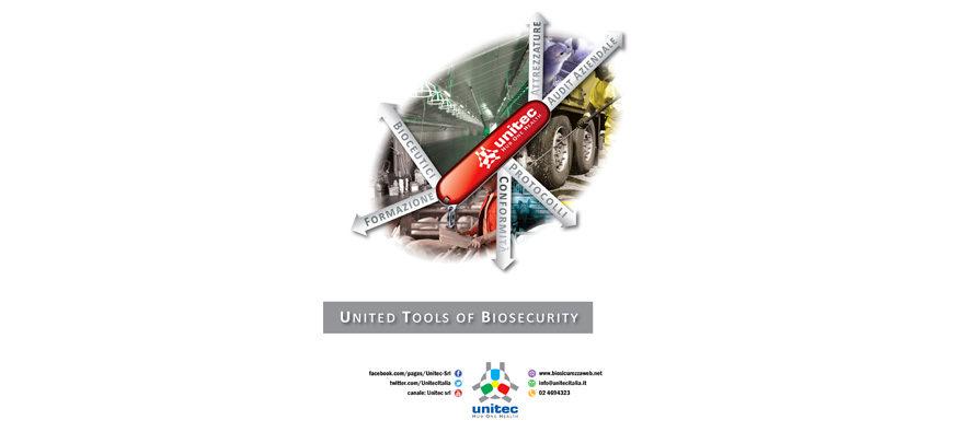 """Unitec Hub One Health: è scattata la """"campagna"""" 2018"""