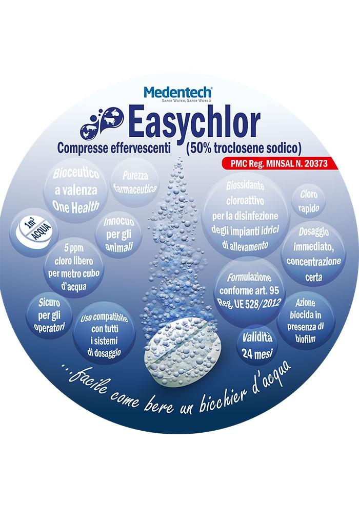 Easychlor compresse