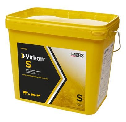 Virkon S - Sistema disinfettante a formulazione multiattiva