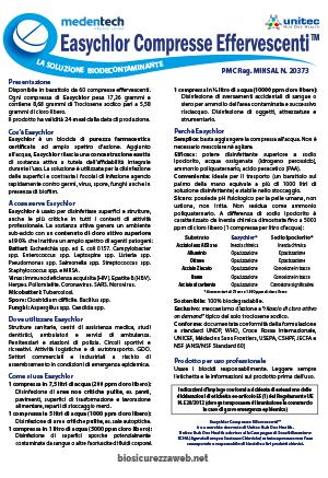 Soluzione Biodecontaminante COVID-19
