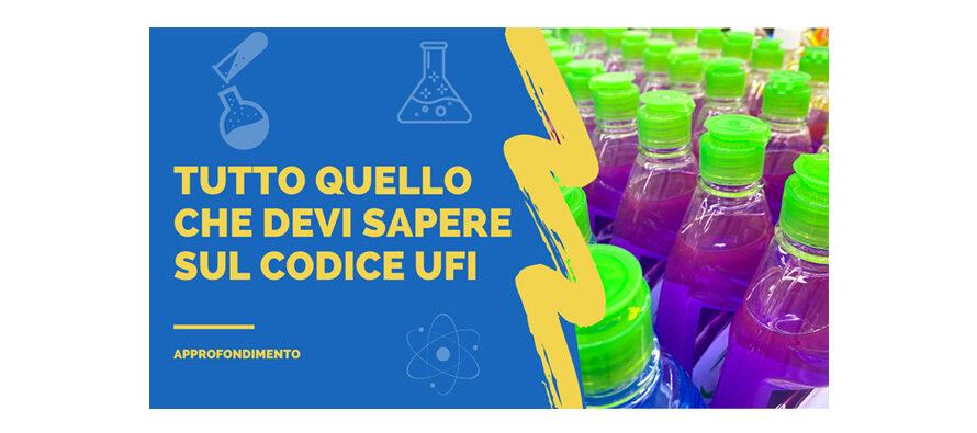 Codice UFI: identificativo univoco di sostenibilità nell'etichetta di biocidi e detergenti