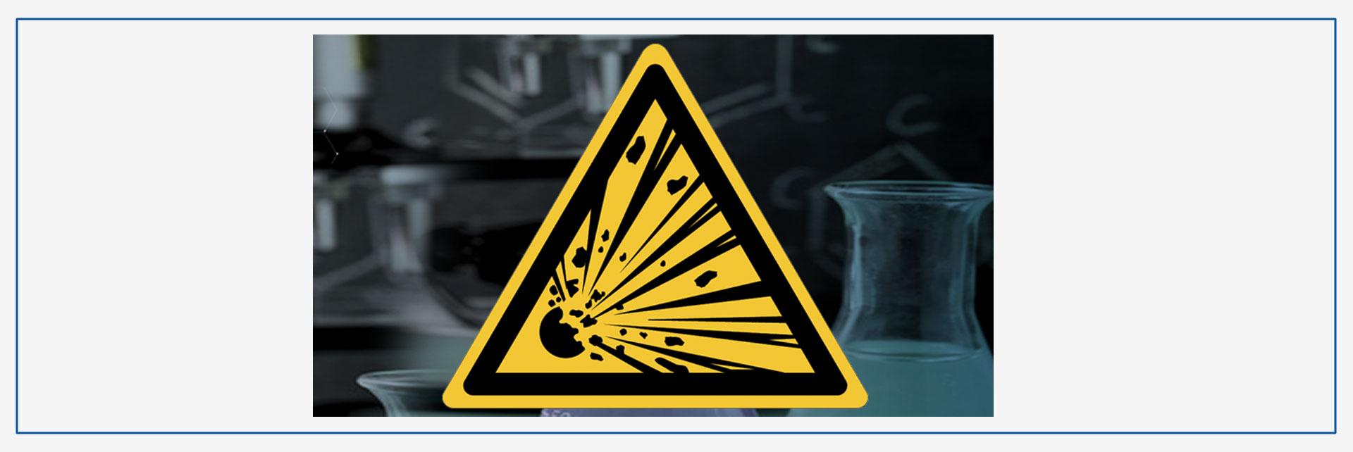 Regolamento UE N. 2019/1148 relativo all'immissione sul mercato e all'uso di precursori di esplosivi