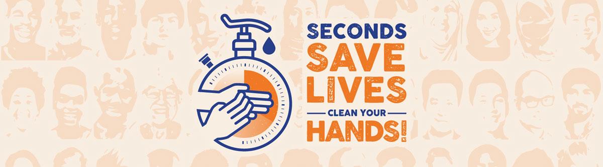 Giornata Mondiale dell'Igiene delle Mani 2021