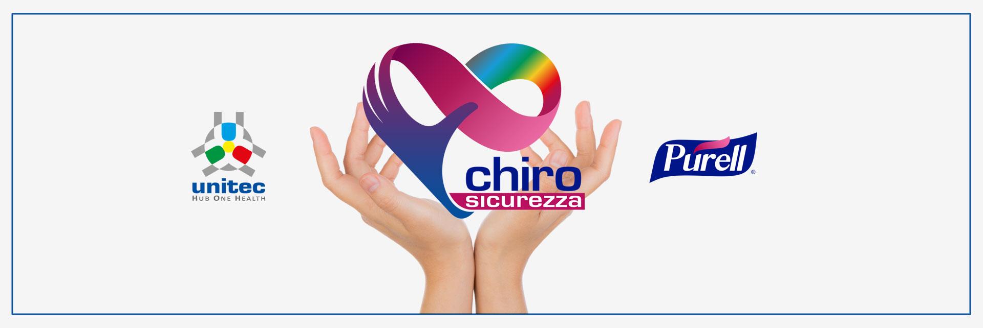 ChiroSicurezza - Biosicurezza a Fior Fiore di Pelle