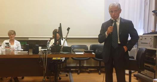Guido Minghetti Presidente Associazione Italiana Tumori Cerebrali (AITC)