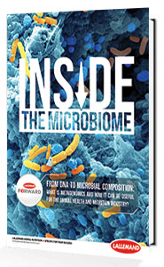 INSIDE THE MICROBIOME